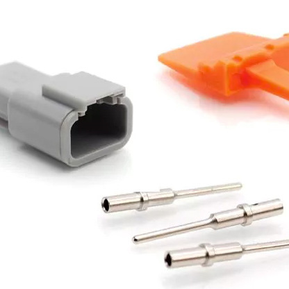 ATM 3 way receptacle kit