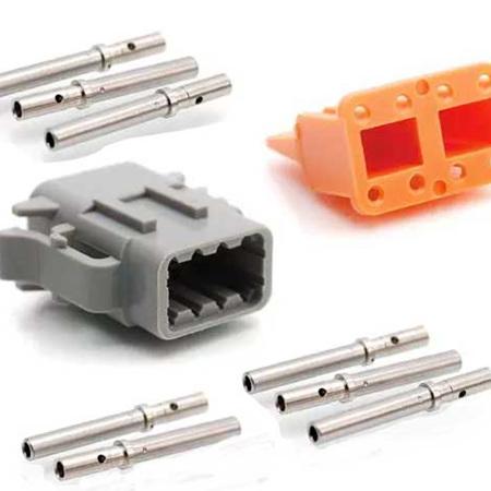 ATM 8 way plug kit