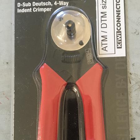 ATM / DTM  crimp tool