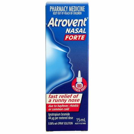 Atrovent Nasal Forte 15mL