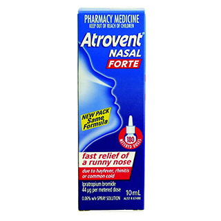ATROVENT NASAL FTE AQ SPRAY 15ML