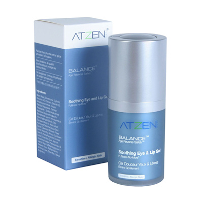 ATZEN Balance™ - Soothing Eye & Lip Gel