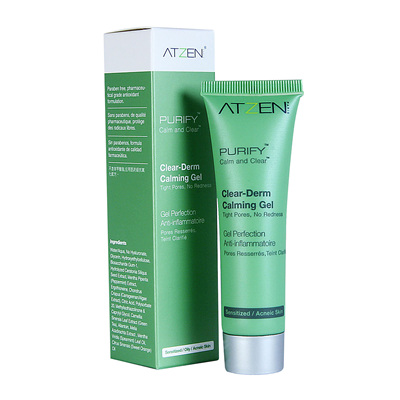 ATZEN Purify™ - Clear-Derm Calming Gel