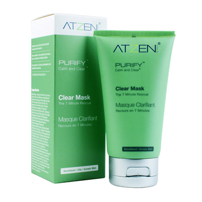ATZEN Purify™ - Clear Mask