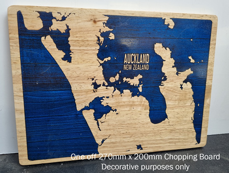 Auckland Chopping Board