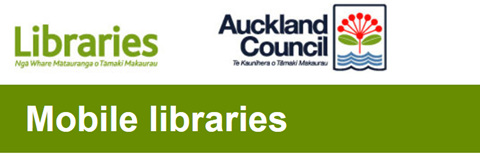 Auckland Mobile Library - The Coastal Market