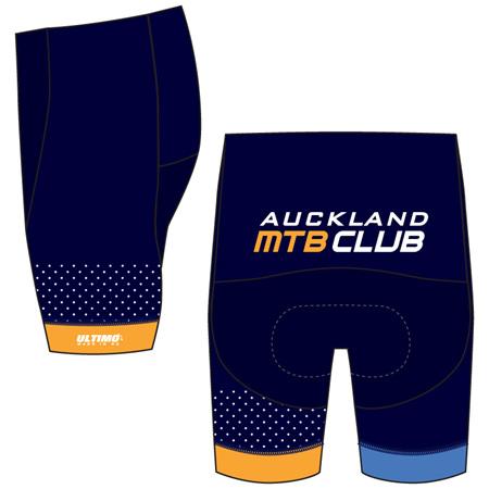 Auckland MTB Club Cycle Shorts