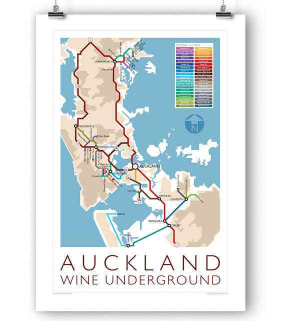 Auckland Wine Underground