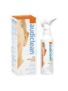 AUDICLEAN EAR CLEAN SPRAY 60ML