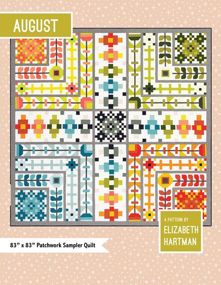 August Quilt Pattern