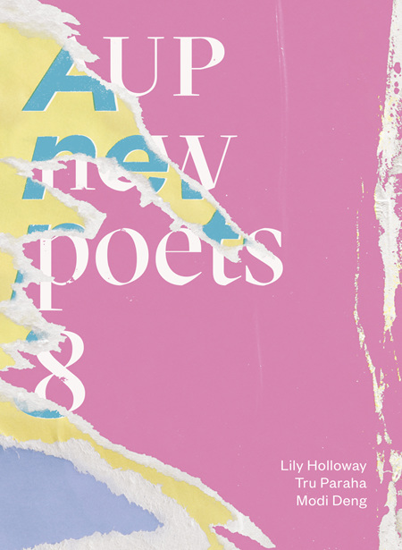 AUP New Poets 8 (PRE-ORDER ONLY)