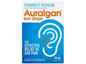 Auralgan Ear Drops 15ml
