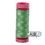 Aurifil 12wt 2884 Green Yellow
