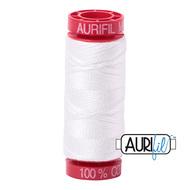 Aurifil Quilting Thread 12wt 2021