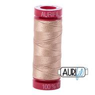 Aurifil Quilting Thread 12wt Beige 2314