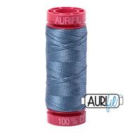 Aurifil Quilting Thread 12wt Blue Grey 1126