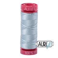 Aurifil Quilting Thread 12wt Bright Grey Blue 2847