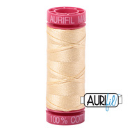 Aurifil Quilting Thread 12wt Champagne 2105