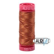 Aurifil Quilting Thread 12wt Cinnamon 2155