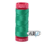 Aurifil Quilting Thread 12wt Emerald 2865