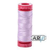 Aurifil Quilting Thread 12wt Light Lilac 2510