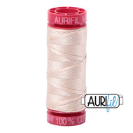 Aurifil Quilting Thread 12wt Light Sand 2000