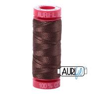 Aurifil Quilting Thread 12wt Medium Bark 1285