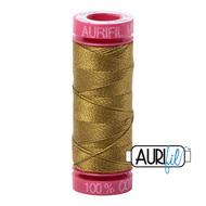 Aurifil Quilting Thread 12wt Medium Olive 2910