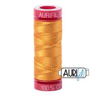 Aurifil Quilting Thread 12wt Orange Mustard 2140