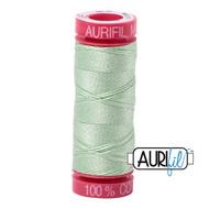 Aurifil Quilting Thread 12wt Pale Green 2880