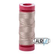 Aurifil Quilting thread 12wt Rope Beige 5011