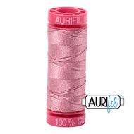 Aurifil Quilting Thread 12wt Victorian Rose