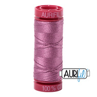 Aurifil Quilting Thread 12wt Wine 5003