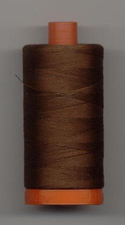Aurifil Quilting Thread 40, 50 or 80wt Chocolate 2360