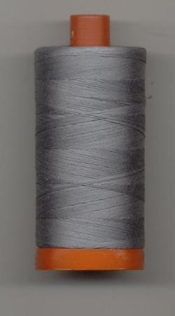 Aurifil Quilting Thread 40, 50 or 80wt Grey 2605