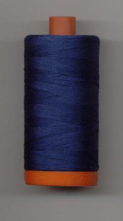 Aurifil Quilting Thread 40, 50 or 80wt Medium Delft Blue 2783