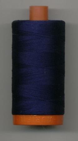 Aurifil Quilting Thread 40, 50 or 80wt Midnight 2745