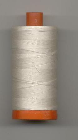 Aurifil Quilting Thread 40, 50 or 80wt Muslin 2311