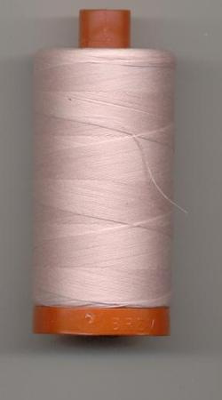 Aurifil Quilting Thread 40, 50 or 80wt Pale Pink 2410