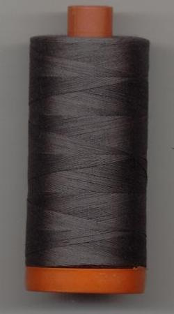 Aurifil Quilting Thread 40, 50 or 80wt Pewter 2630