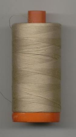 Aurifil Quilting Thread 40, 50 or 80wt Sand 2326