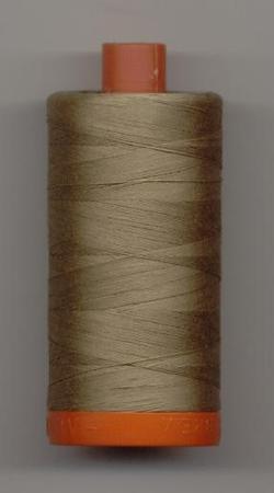 Aurifil Quilting Thread 40, 50 or 80wt Sandstone 2370