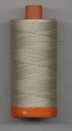 Aurifil Quilting Thread 40, 50 or 80wt Stone 2324