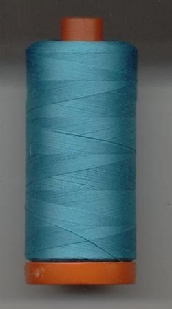 Aurifil Quilting Thread 40, 50 or 80wt Turquoise 2810