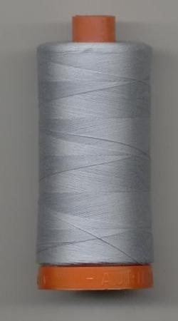 Aurifil Quilting Thread 40 or 50wt Arctic Sky 2612