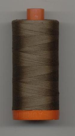 Aurifil Quilting Thread 40 or 50wt Bark 1140