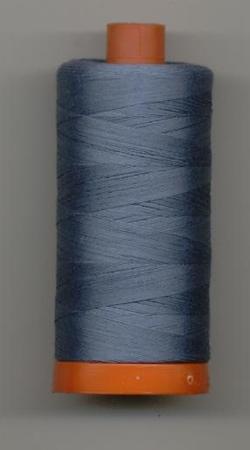 Aurifil Quilting Thread 40 or 50wt Blue Grey 1126