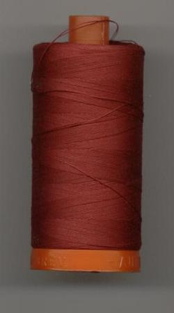 Aurifil Quilting Thread 40 or 50wt Burgundy 1103