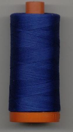 Aurifil Quilting Thread 40 or 50wt Dark Cobalt 2740