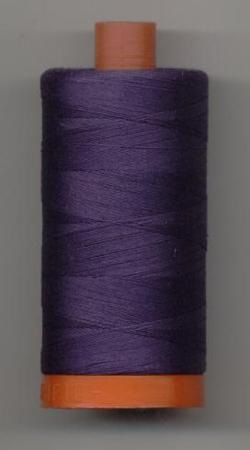 Aurifil Quilting Thread 40 or 50wt Dark Dusty Grape 2581